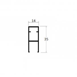 A022 - MONTANTE TUBULAR