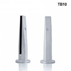 T&M - TB10 Torre 25mm para Vidro de 10mm