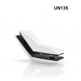 T&M - UN135 União 135° para Vidro 10mm