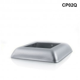 T&M - CP02Q Canopla Quadrada