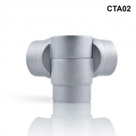 T&M - CTA02 Cotovelo triplo Articulado