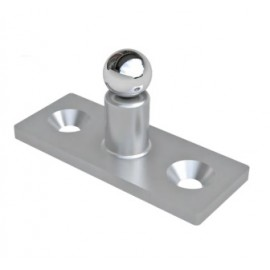 S1013A Inox Pivot p/ dobradiça inferior Safira